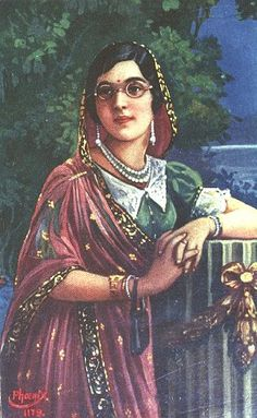 Advertisement of the Phoenix Saree Co. I love the specs!