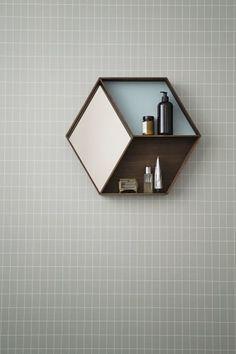 Ferm Living Wall Wonder Mirrow (Smoked Oak) - House&Hold; ($299.00) - Svpply