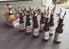 Reindeer or reinbeer? KCCO & Merry Christmas