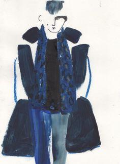 Helen Bullock: Christopher Kane @ London Menswear A/W 2013 - SHOWstudio - The Home of Fashion Film