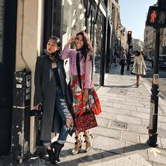 Disrupting sleepy Parisians' Sundays with megawatt @shaninamshaik for a little editorial something something coming soon