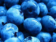 gorgeous blueberries...almost in season!