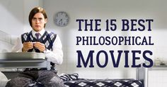 The 15 best philosophical movies of the century Movie To Watch List, Good Movies To Watch, Movie List, Great Movies, Movie 21, Love Movie, Film Movie, Best Philosophers, Inspirational Movies