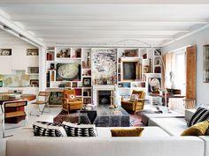 Princípios básicos para decorar uma sala