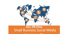 One Stop For All Your Advertising Needs! Your Website, Advertising, Community, Social Media, Business, Google, Blog, Social Networks, Business Illustration