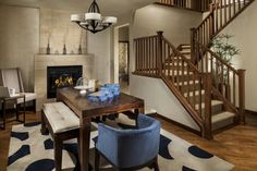 Everything's Included by Lennar, the leading homebuilder of new homes for sale in the nation's most desirable real estate markets. Ryland Homes, New Home Builders, Denver, New Homes For Sale, Real Estate Marketing, Building A House, Family Room, Floor Plans, Patio Ideas