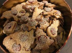 Schoko-Marmelade Plätzchen