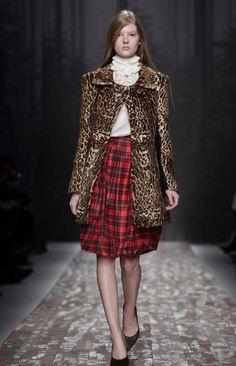 Blugirl Fall 2013 Ready-to-Wear Fashion Show