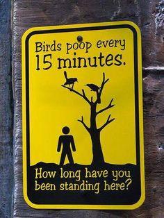Funny Warning Signs | Funny Warning Signs! :)