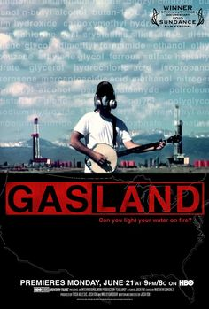 Great movie...Stop fracking it's destroying our planet