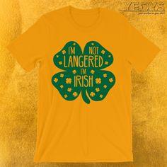 Hopeless Drunk Hoodie St Patricks Day Drinking Tee Irish Guiness Inspired L16