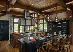 Mitchell Brock will build your dream kitchen! Need an exclusive space to create scrumptious delights to suit the most discerning gourmand? Mitchell Brock is here!