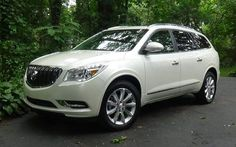 Can the 2015 Buick Enclave still turn heads?  #tred