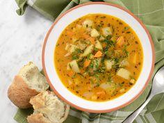 Siris goda rotfruktssoppa | Recept från Köket.se Soup Recipes, Vegetarian Recipes, Snack Recipes, Cooking Recipes, Healthy Recipes, Soups And Stews, Food Inspiration, A Table, Good Food