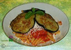Pasta alla norma, ricetta, cucina preDiletta