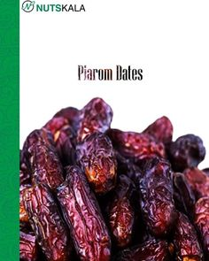 Maryami dates or 'chocolate dates'is known as Piarom dates are perhaps one of the most delicious semi-dried varieties of dates in the world Dates, Organic, Chocolate, Meat, Vegetables, Food, Schokolade, Veggies, Essen