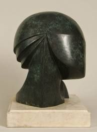 Jacob Epstein Mask like quality again sort of robotic. Modern Sculpture, Bronze Sculpture, Wood Sculpture, Art Nouveau, Art For Art Sake, Land Art, Figurative Art, Contemporary Art, Modern Art