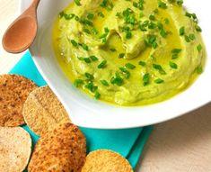 Homus de avocado ou abacate    http://www.cozinhandopara2ou1.com.br/category/vegetariana/