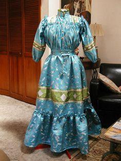 Littlebird's Cherokee Tear Dress