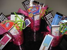 Budget Friendly Tween Party favors for Girls ~ SPRAY PAINT QUEEN