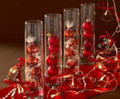 Christmas table decorations. Décoration de Noël : 30 idées déco faciles et pas chères pour sublimer votre table !