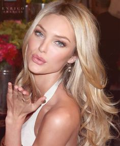 Candice Swanepoel loves to Many kind of hairstyle.  he best like long different hair style . Candice Swanepoel said Try pre bleaching your hair with cocoanut oil or olive oil. cocoanut oil helps hair maintain its protein levels,  in this way restraining detriment.  As you as like hair cut Candice Swanepoel and can you see her hair style name and photo.