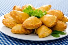 National Empanada Day, Food History, Roadtrips R Us The Kitchen Food Network, Finger Food Appetizers, Finger Foods, Greek Recipes, Asian Recipes, Food Network Recipes, Food Processor Recipes, Crockpot Recipes, Snack Recipes