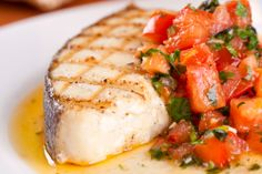 Credit: Shutterstock Halibut    The easy to digest protein in halibut has an amino acid ratio that's conducive to lean muscle development. The more muscle you have, the faster your metabolism gets.