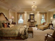 Elegant Master Bedrooms | Moorestown NJ elegant master bedroom