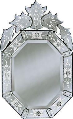 Olivia Venetian Mirror-Small