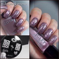 <3 Bundle Monster Nail Stamping