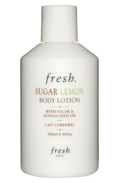 Women's Fresh Sugar Lemon Body Lotion