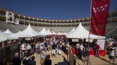 Los mejores productos madrileños se muestran en la plaza de Las Ventas