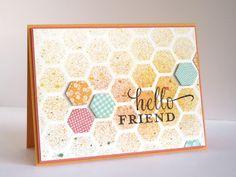 Alice Wertz/Alice's {Little} Wonderland: Happy Hexagons