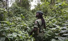 Holiday pay and above-average wages are just some of the benefits afforded to 14 women who have graduated from Virunga national park's gruelling ranger training programme. Save Planet Earth, Save Our Earth, Save The Planet, Congo, National Parks, Female, Park Rangers, Orangutans, Volcanoes