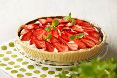 Jordbærpai+med+Vaniljemousse
