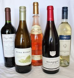 5 Fab Wines for Under $15 - www.domesticcharm.com