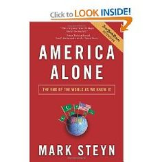 While Mark Steyn is has a quirky sense of humor and a bit of a cynical outlook, he entertains while he educated.
