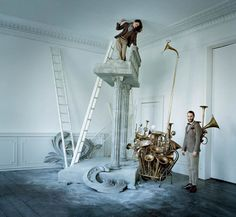 Story Teller – The surreal world of photographer Tim Walker | Ufunk.