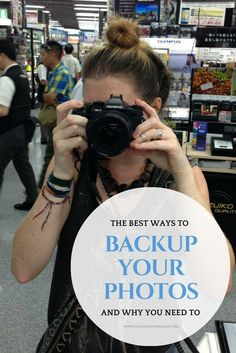 The Best Ways to Backup Your Photos and Why You Need to  Photo Backup   Rules of Photo Backup   Cloud Based Backup   NAS Drive   Travel Photos