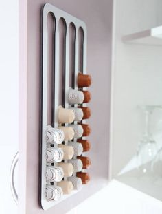 Fancy - Abacus Nespresso Pod Rack