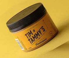 "Check out this @Behance project: ""Tim & Tammy's - Brand Packaging"" https://www.behance.net/gallery/52716619/Tim-Tammys-Brand-Packaging"