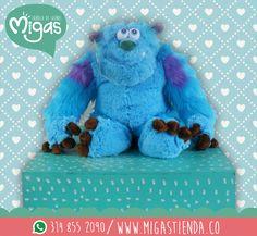 Los peluches más lindos en nuestra nueva colección Migas. #FábricadeSueños  Precio: $ 55.000 Pedidos al WhatsApp 314 855 2090 - ventas@migastienda.co envíos a todo el país.