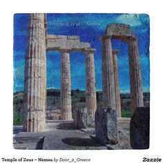 Temple of Zeus – Nemea Trivets