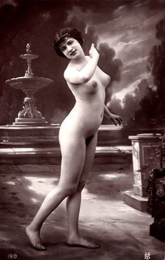 Madison recommend best of 1910s nudes