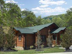 "Romantic Gatlinburg honeymoon cabin ""Absolute Adventure"" - secluded luxury 1-BR in Hidden Valley Resort"