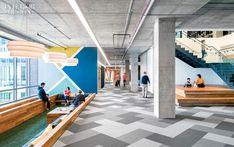 No Dead Zones: Studio O A's Giant Office for Cisco