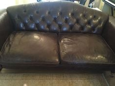 Laura Ashley Leather Sofa on Gumtree. 100% Cattle hide Leather Large 2 Seated Laura Ashley Leather sofa in Good condition. £ 700 1 singl