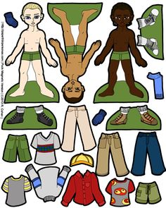 Thumbnail link image printable paper doll* 1500 free paper dolls at Arielle Gabriels International Paper Doll Society also free paper dolls at The China Adventures of Arielle Gabriel *