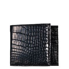 Alligator Hipster Wallet - Ralph Lauren New Arrivals - RalphLauren.com